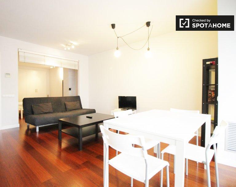 Studio apartment for rent in Gràcia, Barcelona