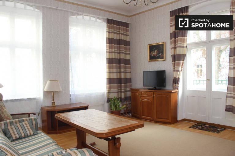 apartamento de 1 dormitorio en alquiler en Treptow, Berlín