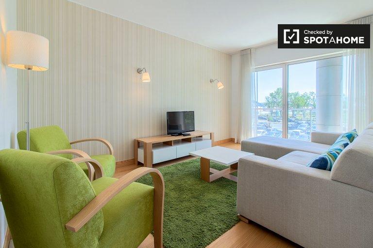 Elegante appartamento con 2 camere da letto in affitto a Belém, Lisbona