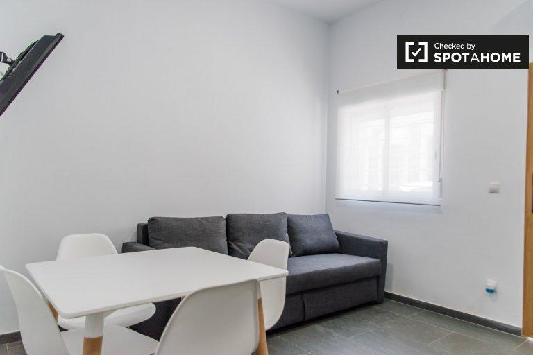 Monolocale in affitto a Poblats Marítims, Valencia