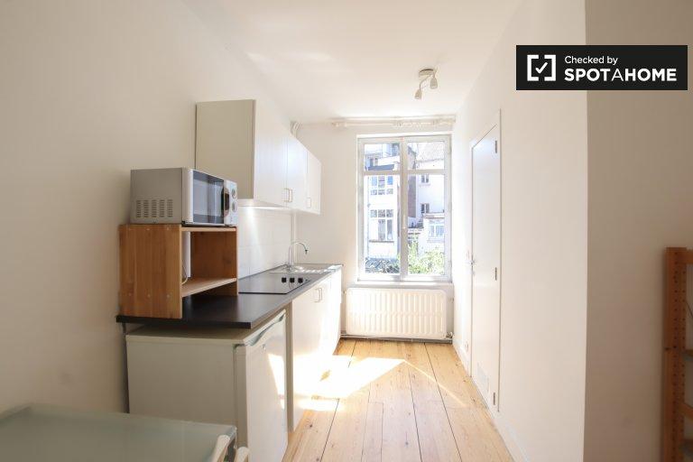Luminoso apartamento de 1 dormitorio en alquiler, barrio europeo