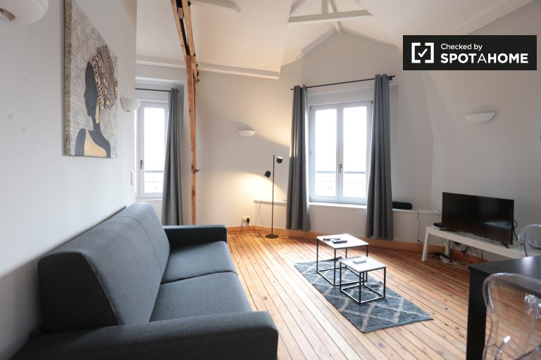 appartement de 2 chambres à louer à Bruxelles City Center