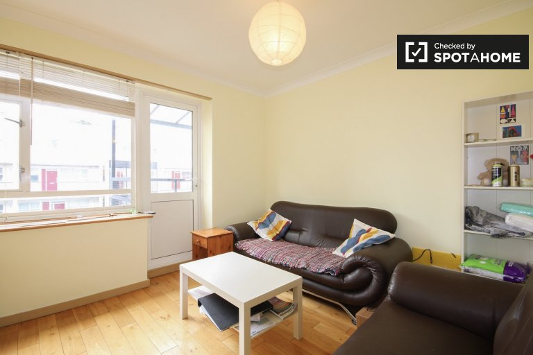 Renovated 3-bedroom apartment to rent in Pimlico