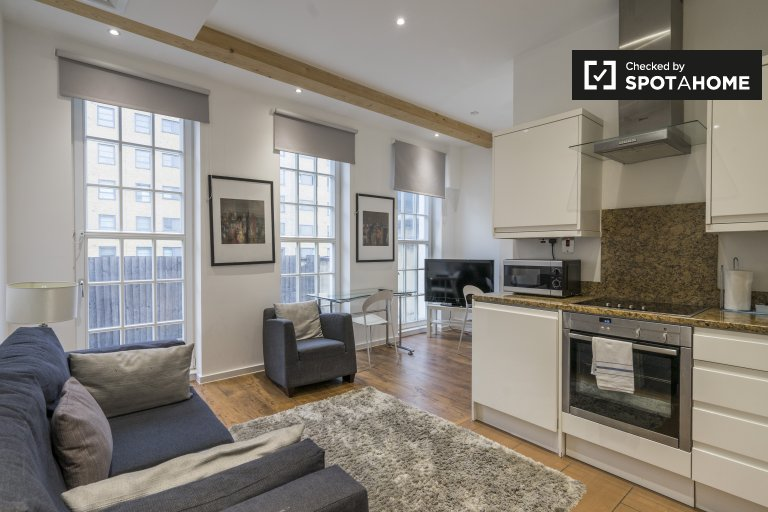 1-bedroom apartment to rent in Limehouse, London