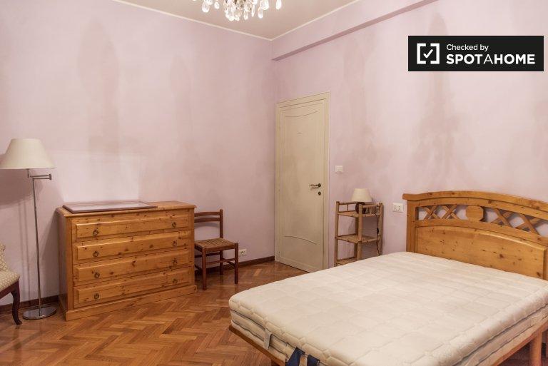 Quarto para alugar em apartamento de 3 quartos em Balduina, Roma
