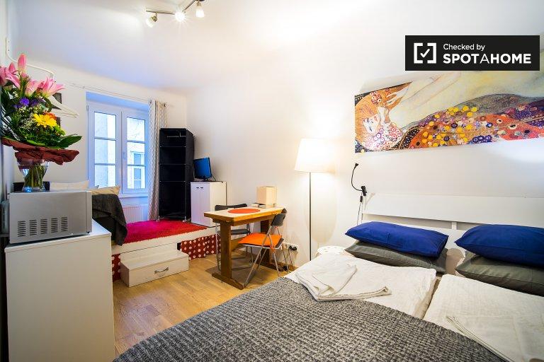 Pretty studio apartment for rent in Margareten