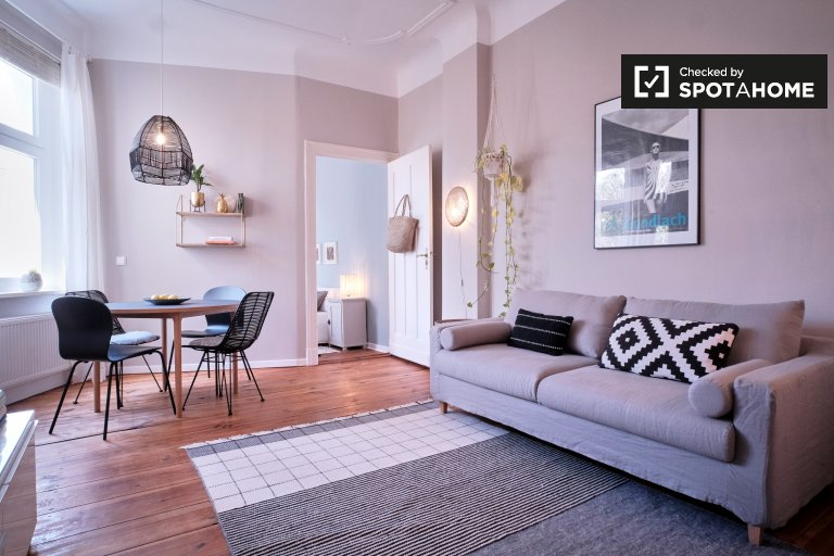 1-bedroom apartment for rent in Charlottenburg-Wilmersdorf