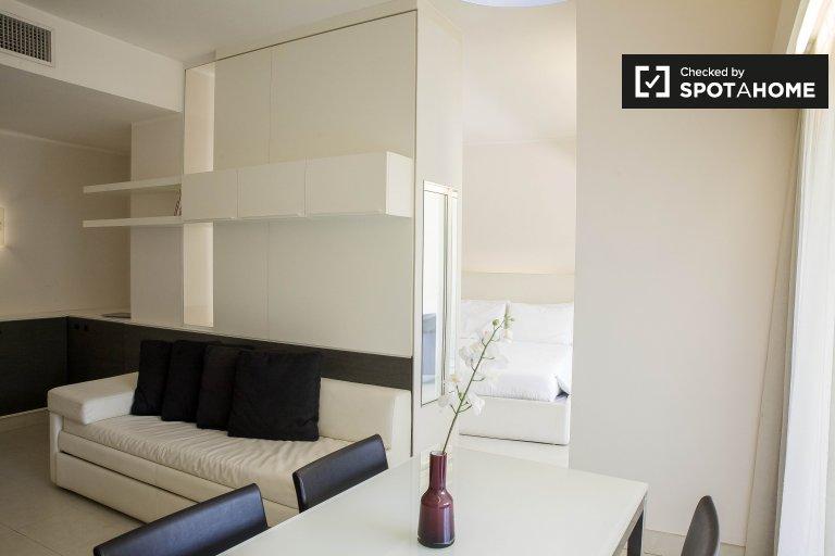 appartement 1 chambre à louer in Trastevere, Rome