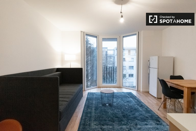 Studio apartment for rent in Marienfelde, Berlin