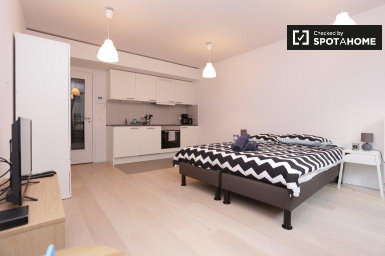 Studio apartment for rent European Quarter, Brussels