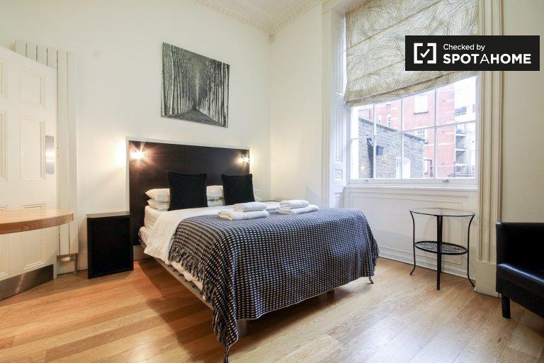 Gemütliches Studio-Apartment in Kings Cross, London zu vermieten