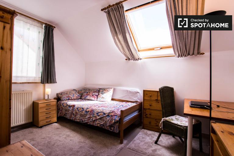 Chambre de charme dans un appartement de 2 chambres à Anderlecht, Bruxelles