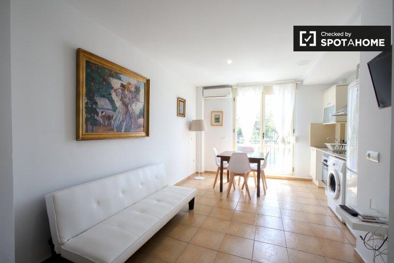 Estudio en alquiler en Poblats Marítims, Valencia