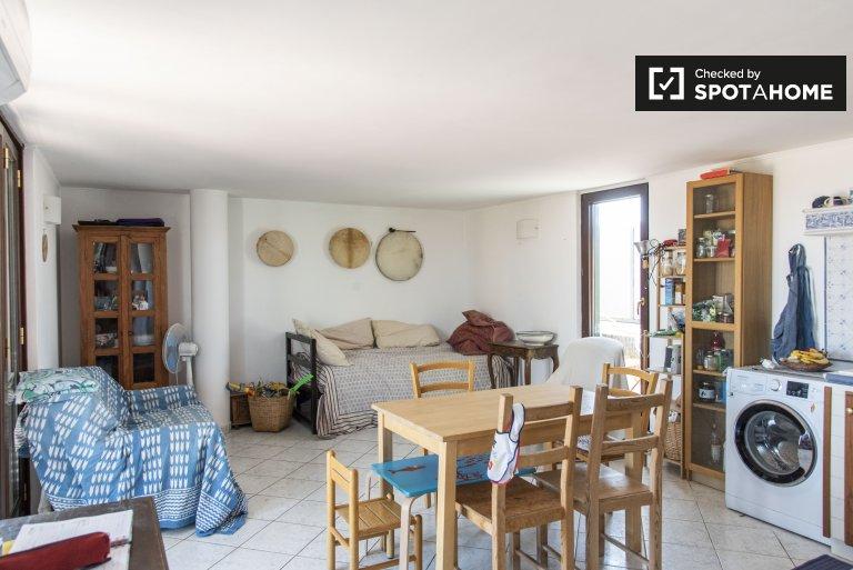 Appartement 1 chambre à louer à Trastavere, Rome