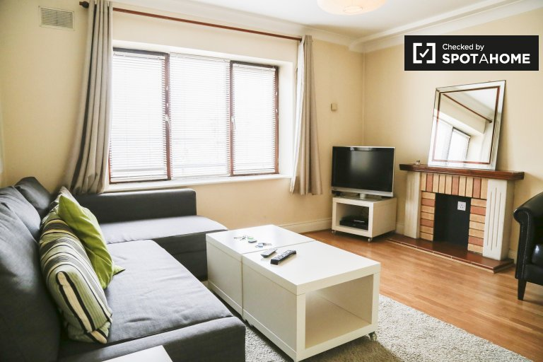 Chic 1-bedroom apartment for rent in The Liberties, Dublin