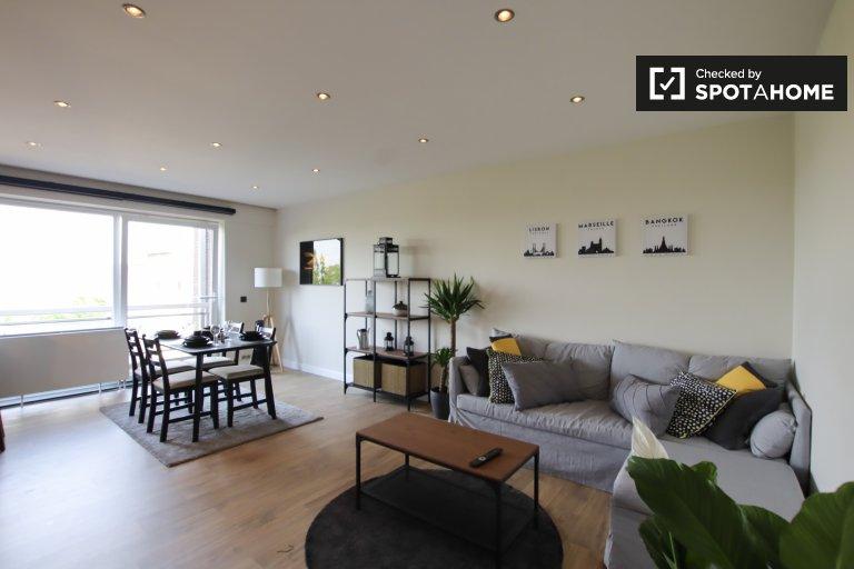 Appartamento con 1 camera da letto in affitto a Wezembeek-Oppem, Bruxelles