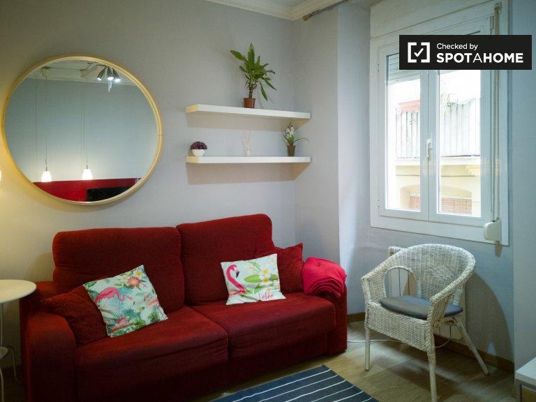 2-pokojowe mieszkanie do wynajęcia w El Born, Barcelona