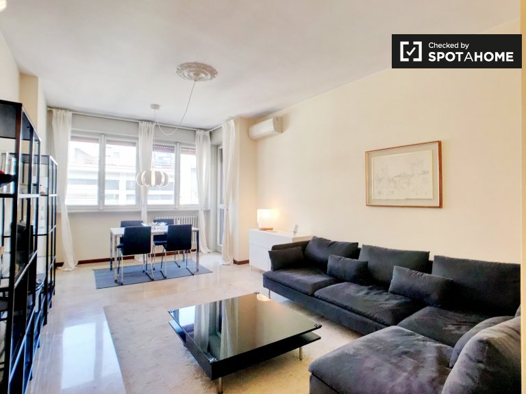 2-bedroom apartment for rent in Milano Centrale
