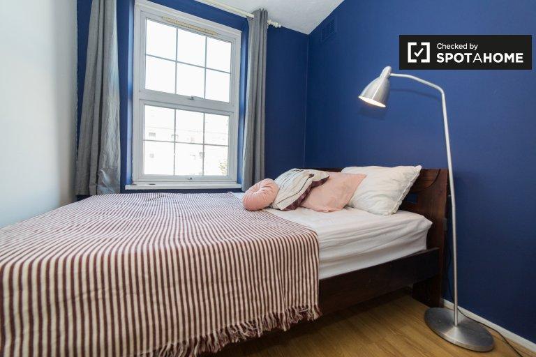 Przytulny pokój do wynajęcia w apartamencie z 4 sypialniami, Islington, Londyn