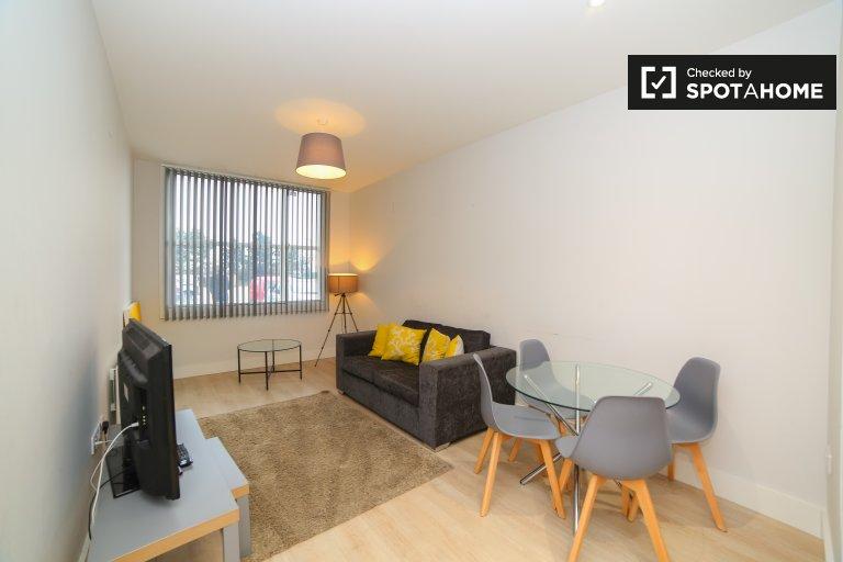 Chic appartement 1 chambre à louer à Harlington, Londres