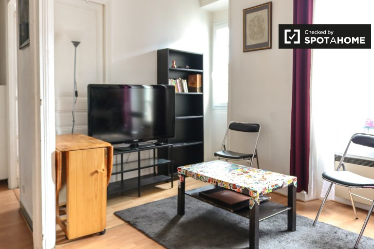 1-bedroom apartment for rent in the 17th arrondissement