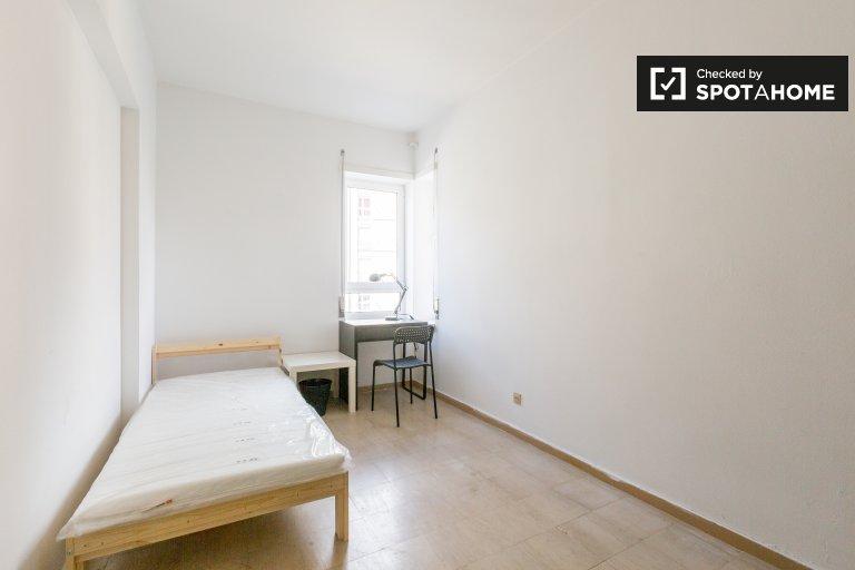 Open room in 5-bedroom apartment in Marvila, Lisboa