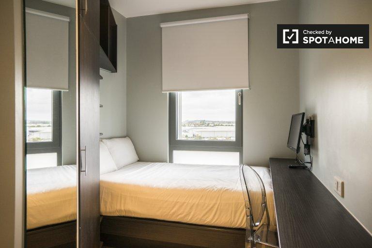 Kompakte Studio-Wohnung in einer Residenz in Harlesden zu vermieten