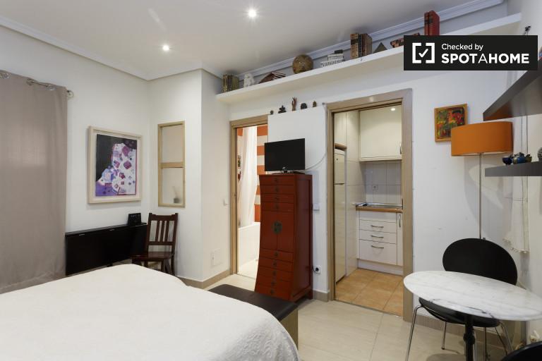 Accogliente monolocale in affitto in Malasaña, Madrid