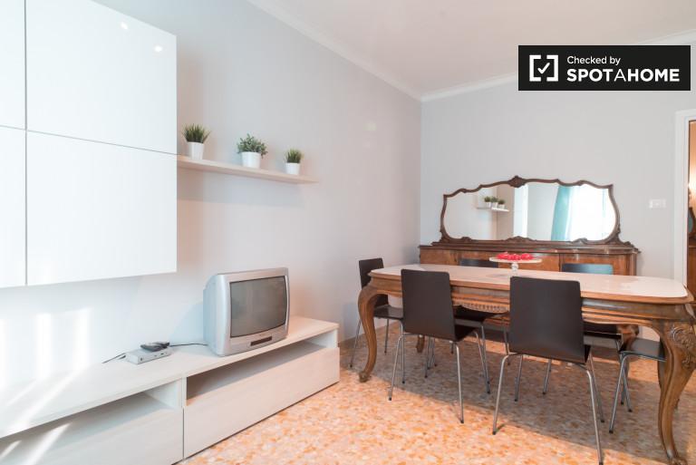 Große und luftige 2-Zimmer-Wohnung zur Miete in Parioli, Rom