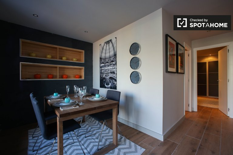 Modern 2-bedroom apartment for rent in L'Olivereta, Valencia