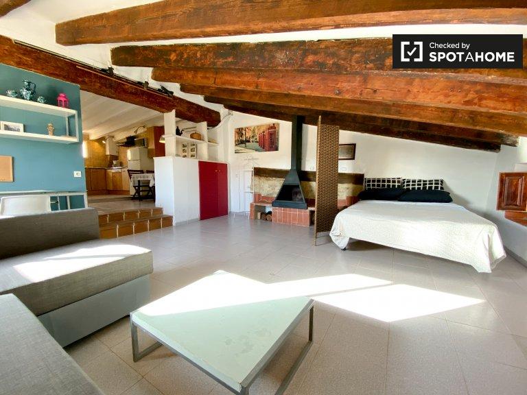Splendido monolocale in affitto a Ciutat Vela, Valencia