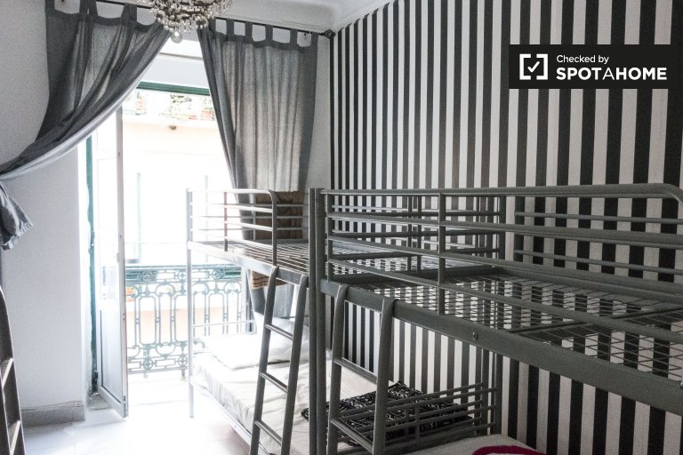 Chambres étudiantes disponibles à louer à Barrio Alto,