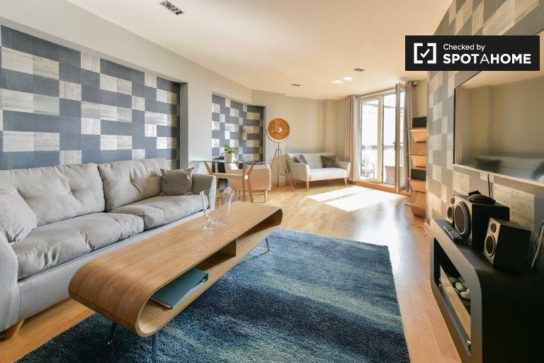 Appartement 1 chambre à louer à Isle of Dogs, Londres