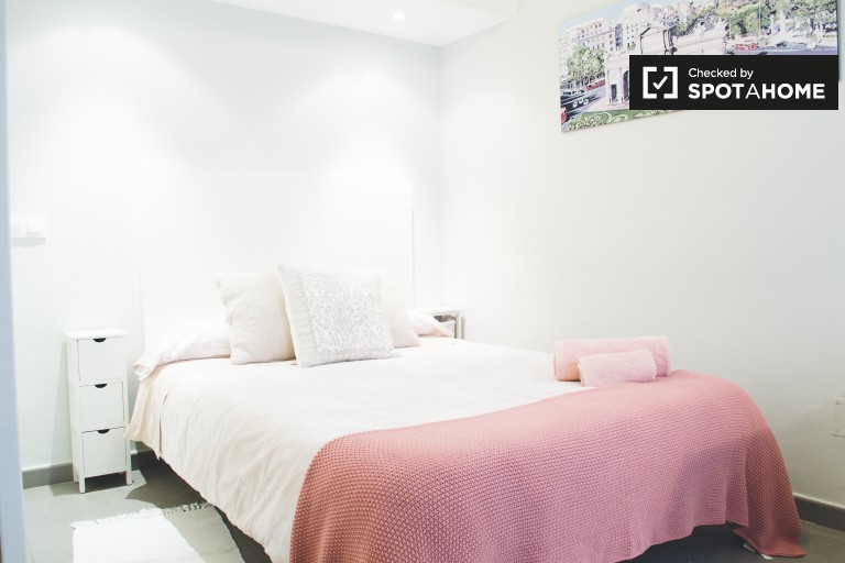 1-bedroom apartment for rent in Argüelles, Madrid