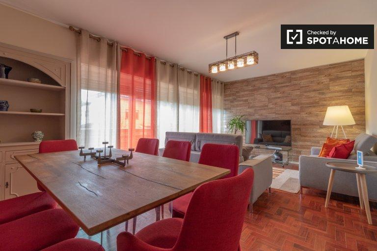 Grande maison de 4 chambres à louer à Carcavelos, Lisboa