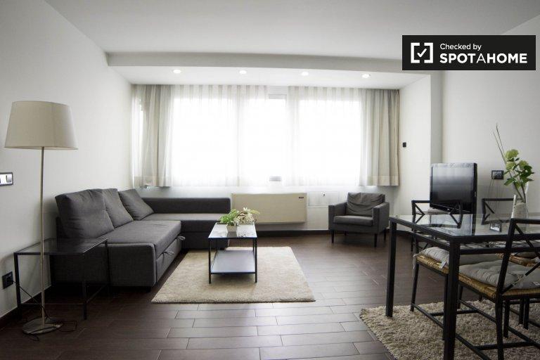 Apartamento de 1 quarto para alugar em Salamanca, Madrid