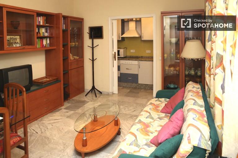 Cozy apartment in walk-up building in El Barrio de Santa Cruz