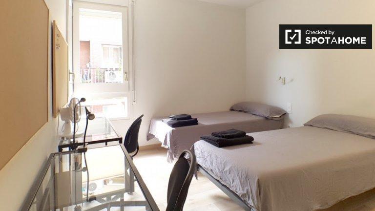 Bedroom 3 - single bed 1