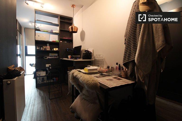 Gemütliches Studio-Apartment in Tower Hamlets, London zu vermieten