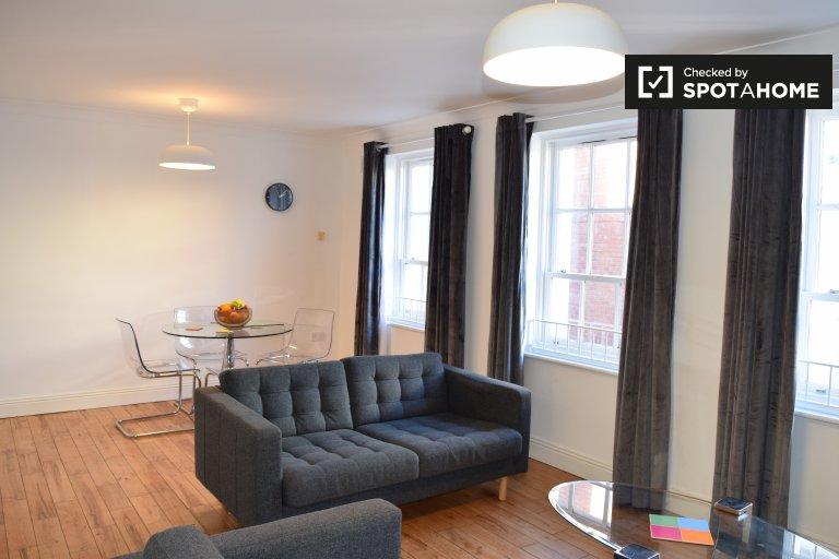 Apartamento de 3 quartos para alugar na cidade velha de Dublin