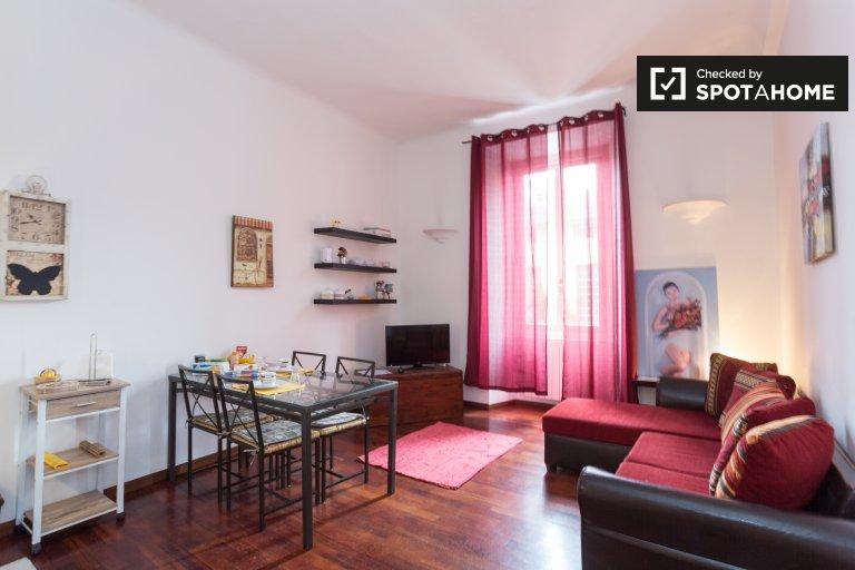 Apartamento de 1 dormitorio en alquiler en Porta Vittoria, Milán