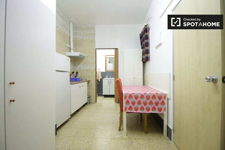 Studio apartment for rent in Les Corts, Barcelona