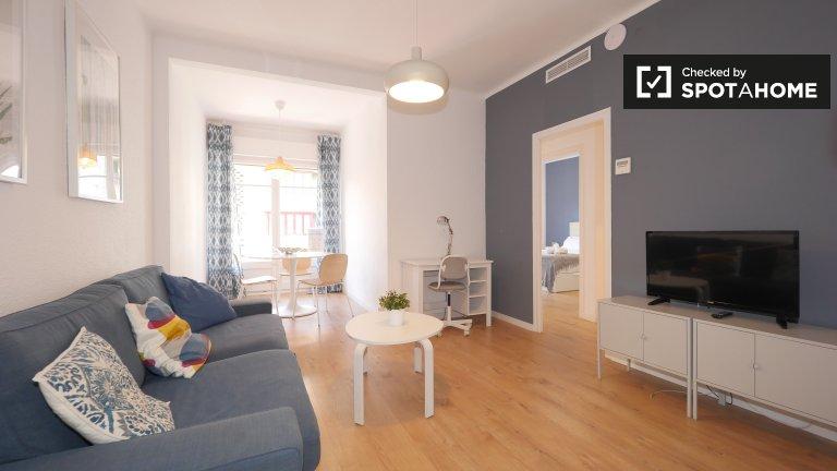 3-bedroom apartment for rent Dreta de l'Eixample Barcelona