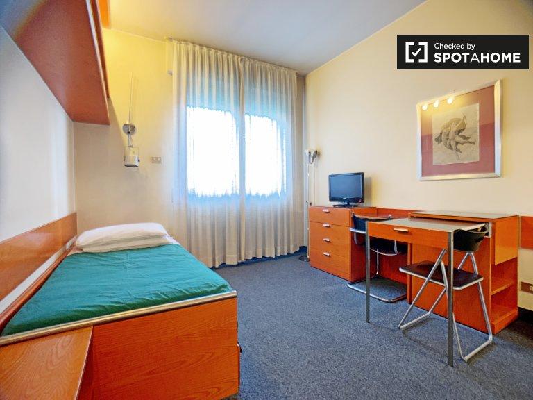 Komfortowy apartament typu studio do wynajęcia w Precotto w Mediolanie