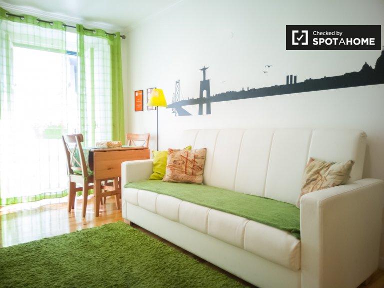 Estudio apartamento en alquiler en Alfama, Lisboa.