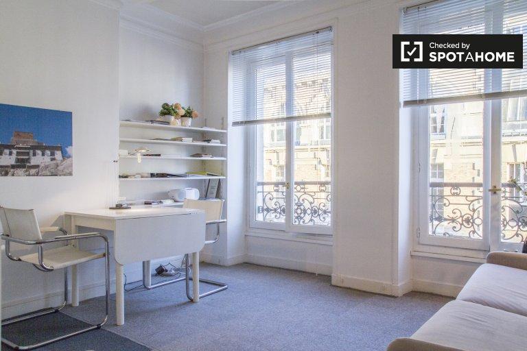 Luminoso monolocale in affitto - 5 ° arrondissement, Parigi