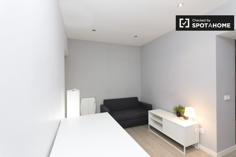 Quiet 2-bedroom apartment for rent in Trafalgar, Madrid