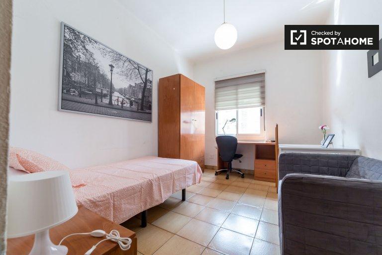 Camera piena in appartamento con 6 camere da letto, Camins al Grau, Valencia
