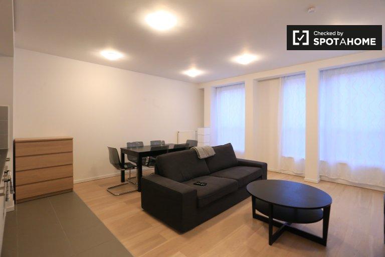 1-Zimmer-Wohnung zu vermieten, das Europaviertel Brüssel