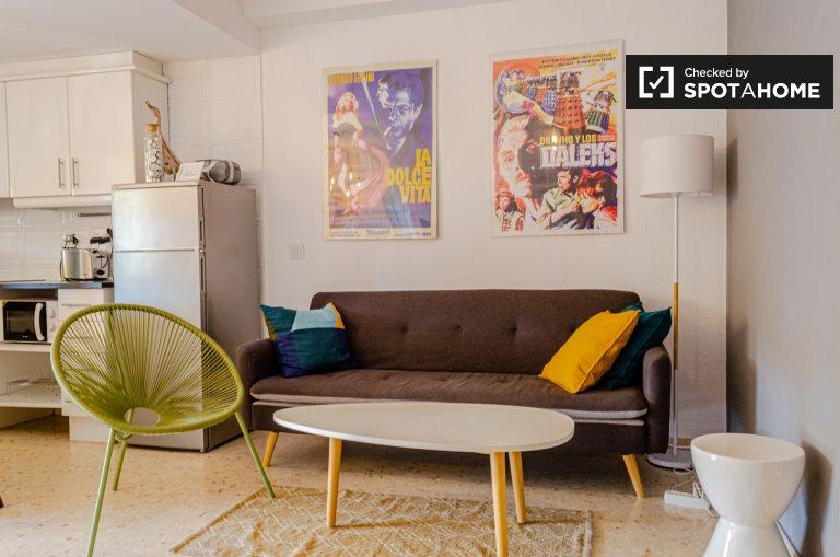 Moderne 2-Zimmer-Wohnung zur Miete in Port Sa Platja